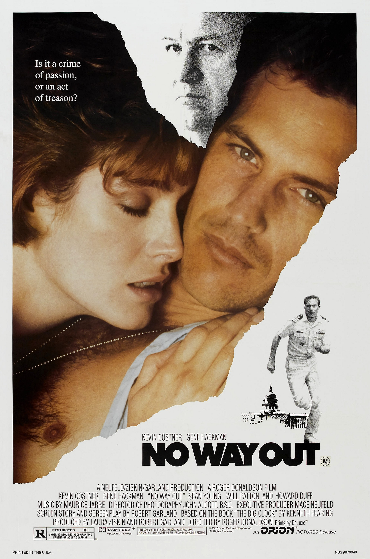 плакат фильма Нет выхода