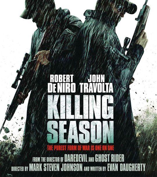 плакат фильма сейлс-арт Сезон убийц
