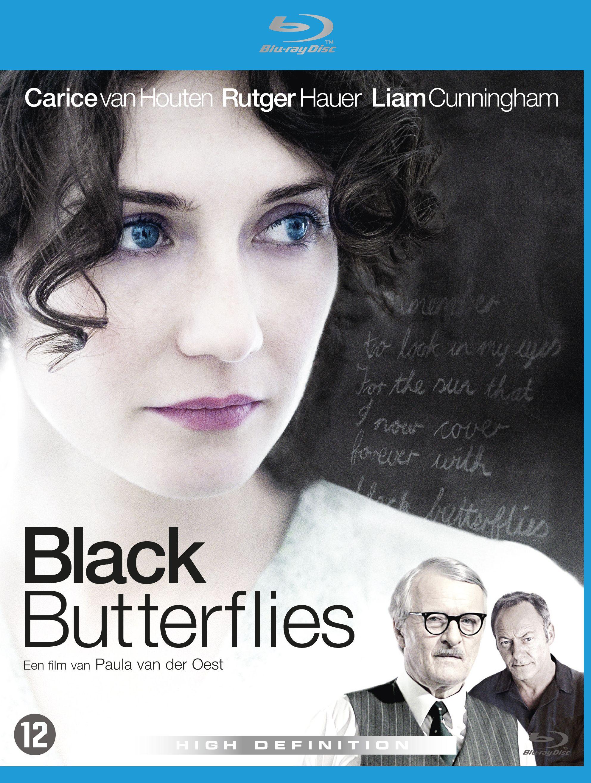 плакат фильма Blu-Ray Черные бабочки