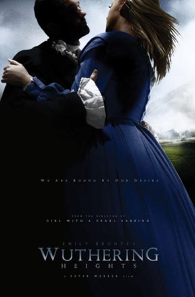 плакат фильма тизер Грозовой перевал