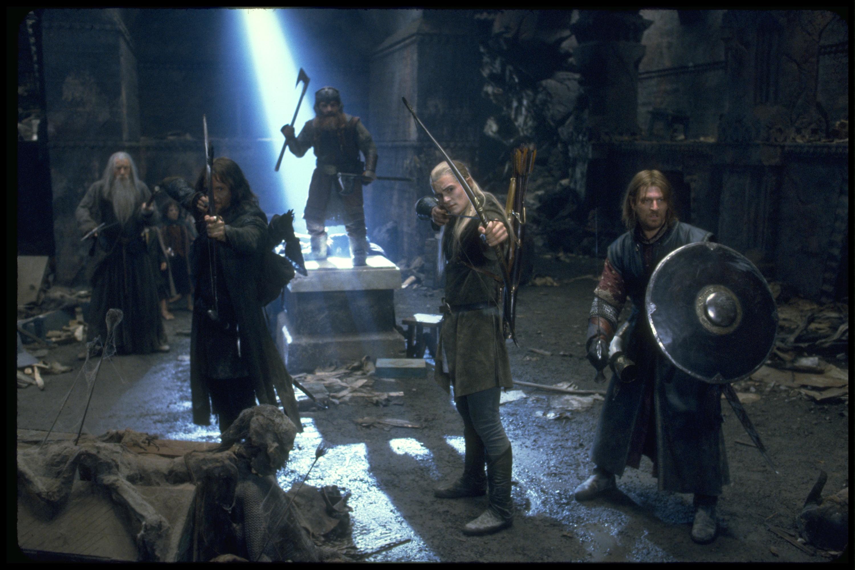 братство кольца  из фильма