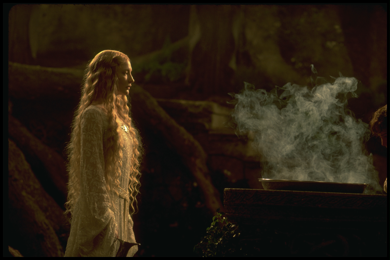 кадры из фильма Властелин Колец: Братство кольца Кейт Бланшетт,