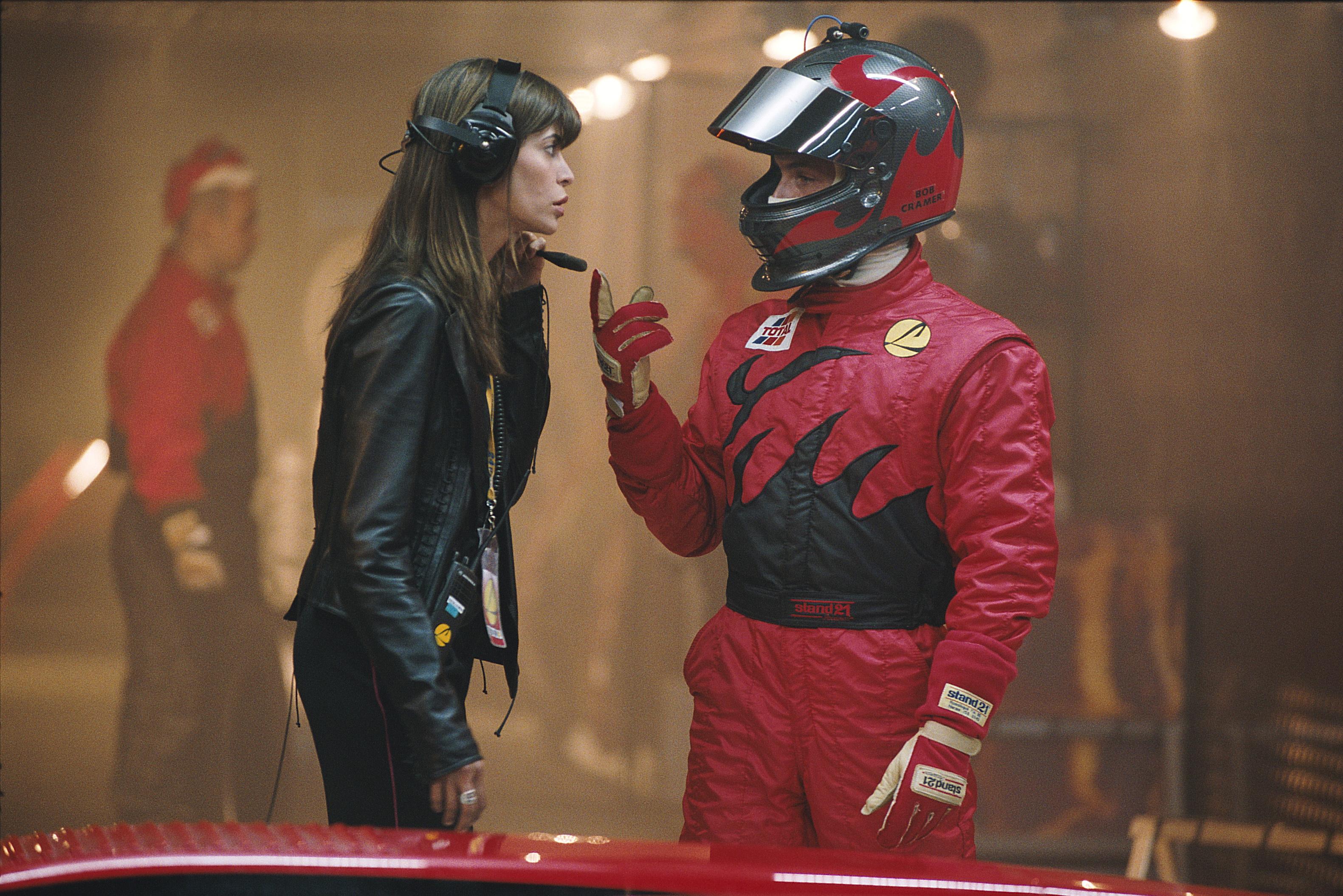 кадры из фильма Мишель Вальян: Жажда скорости Лиза Барбаскиа,