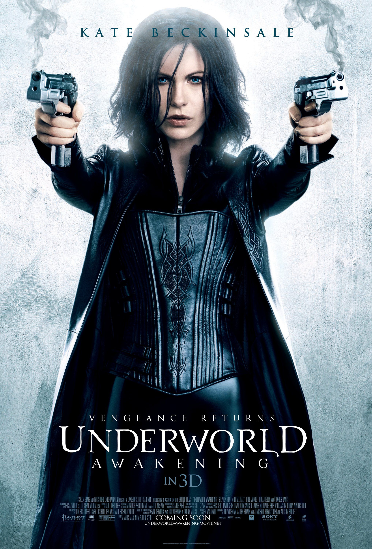 плакат фильма постер Другой мир: Пробуждение