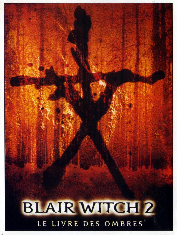 плакат фильма тизер Ведьма из Блэр 2: Книга теней
