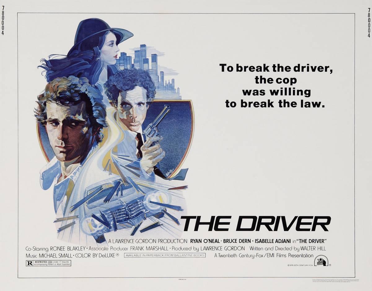 плакат фильма биллборды Водитель*