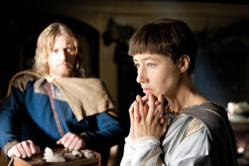 кадры из фильма Иоанна — женщина на папском престоле Дэвид Уэнем, Йоханна Вокалек,
