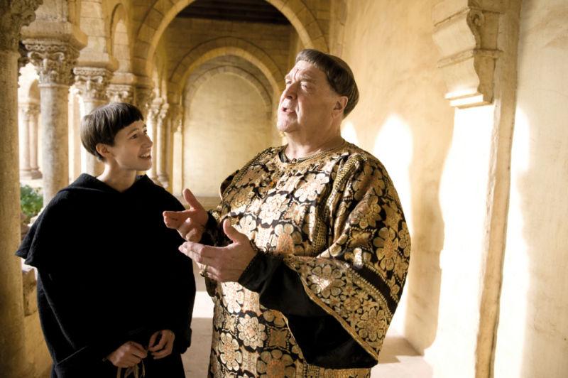 кадры из фильма Иоанна — женщина на папском престоле Джон Гудмен, Йоханна Вокалек,