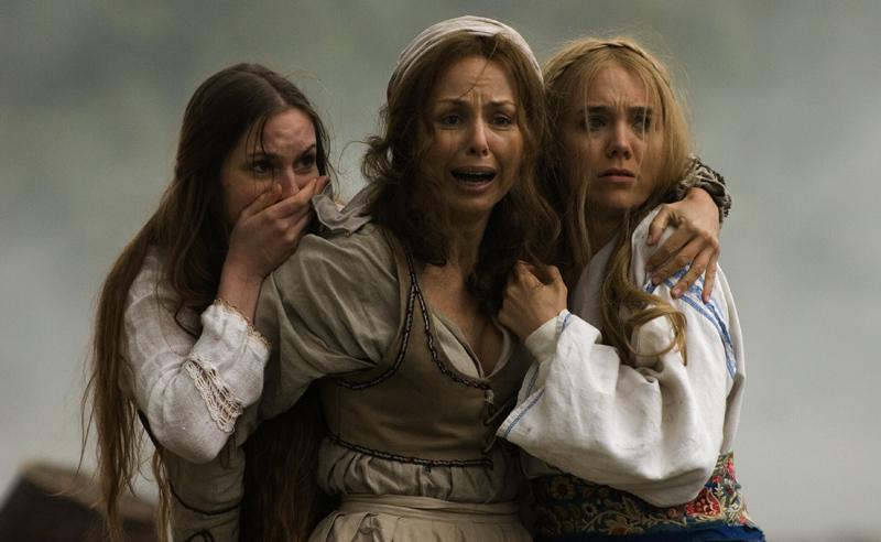 кадры из фильма Кровавая графиня Батори