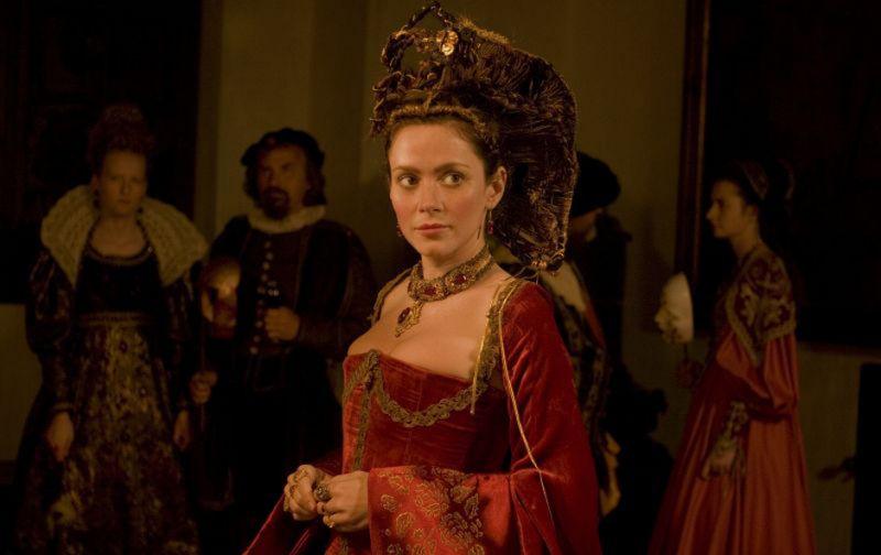 кадры из фильма Кровавая графиня Батори Анна Фрил,