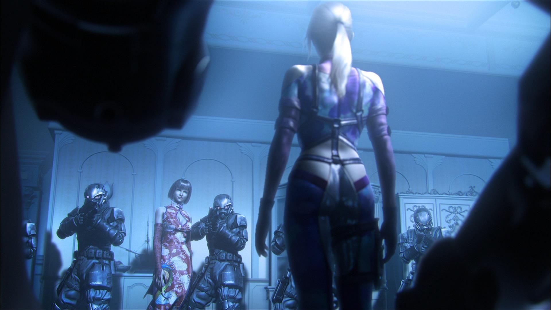 кадры из фильма Теккен: Кровная месть*