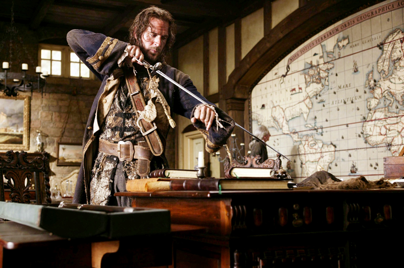 кадры из фильма Пираты Карибского моря: На краю света Джек Дэвенпорт,