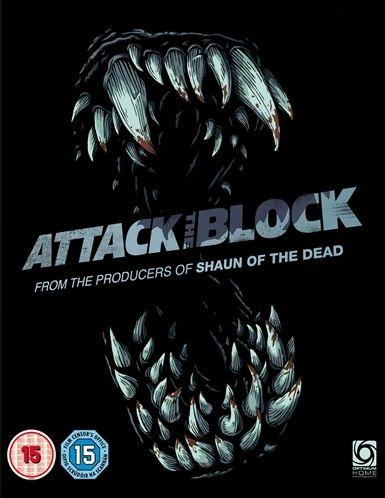 плакат фильма DVD Чужие на районе