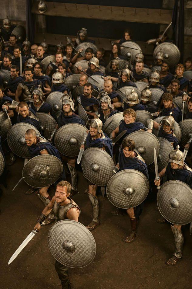 кадры из фильма Война богов: Бессмертные Стивен Дорфф,