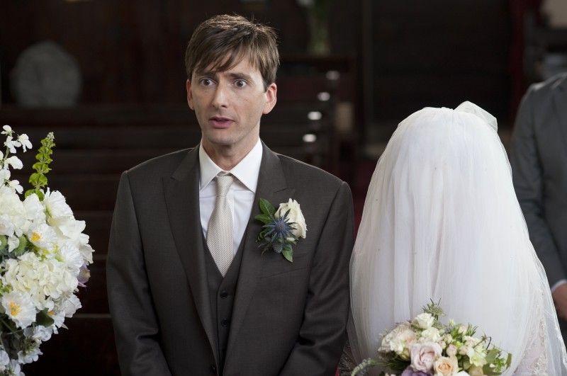 кадры из фильма Ловушка для невесты Дэвид Теннант, Келли Макдональд,