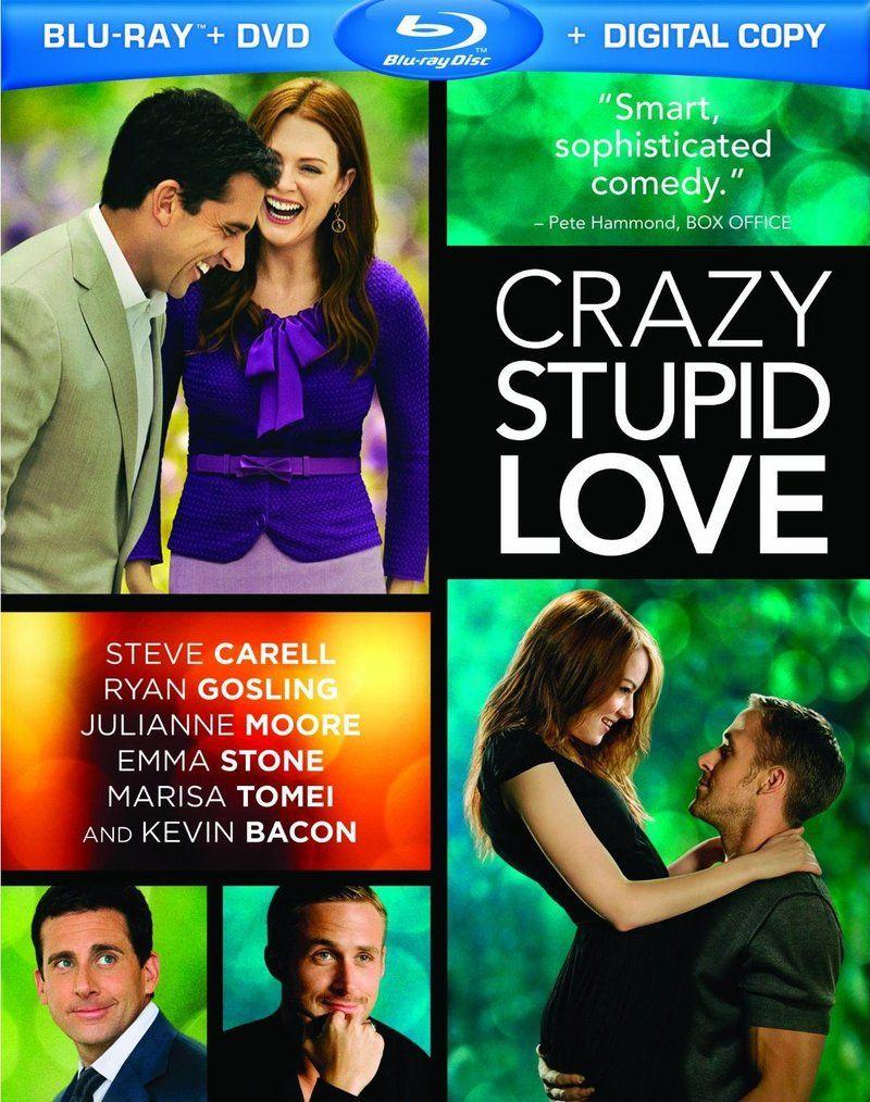 плакат фильма Blu-Ray Эта — Дурацкая — Любовь