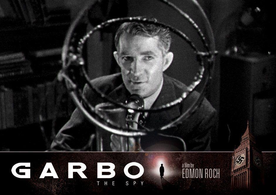 плакат фильма биллборды Гарбо: Шпион*