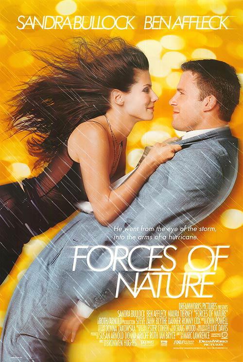 плакат фильма Силы природы