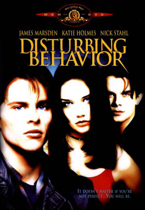 плакат фильма DVD Непристойное поведение