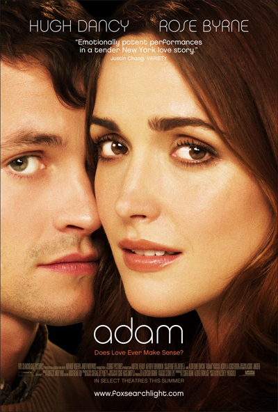 плакат фильма Адам