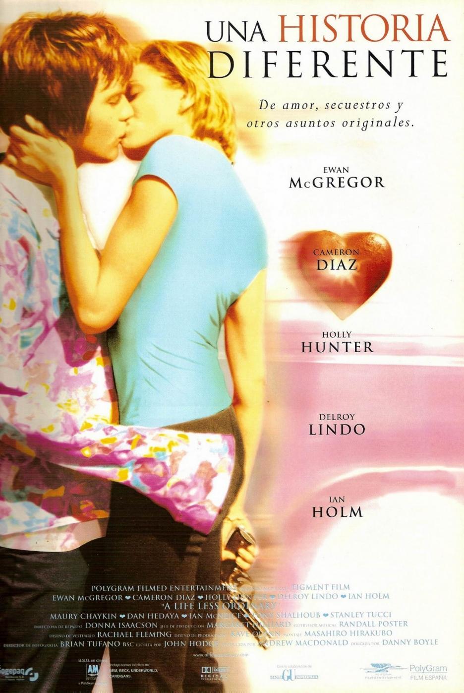 плакат фильма постер Жизнь хуже обычной