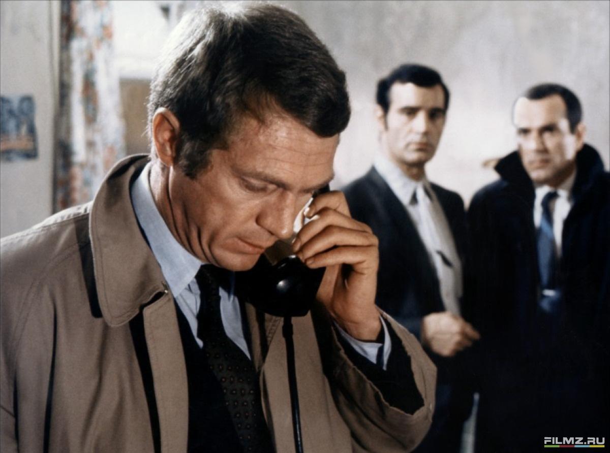 кадры из фильма Детектив Буллит Стив МакКуин (I),