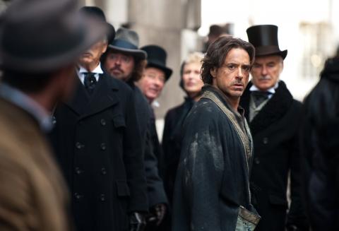 кадр №100023 из фильма Шерлок Холмс: Игра теней