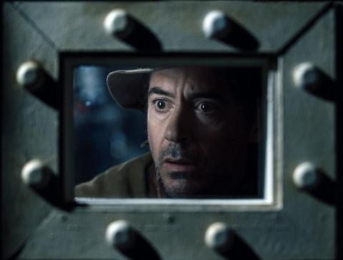 кадр №100026 из фильма Шерлок Холмс: Игра теней