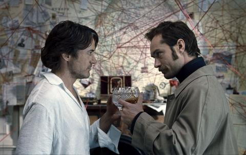кадр №100030 из фильма Шерлок Холмс: Игра теней