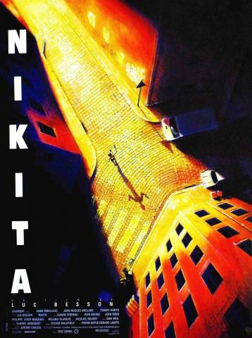 плакат фильма Никита