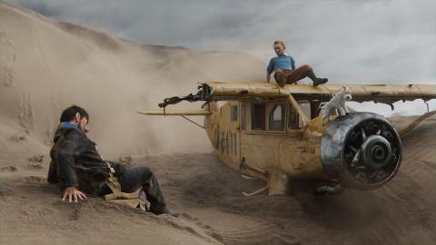 кадр №100917 из фильма Приключения Тинтина: Тайна единорога
