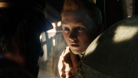кадр №100923 из фильма Приключения Тинтина: Тайна единорога