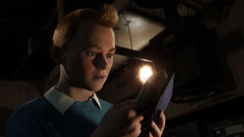 кадр №101006 из фильма Приключения Тинтина: Тайна единорога