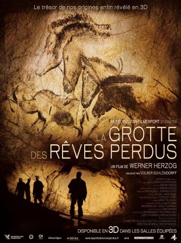 плакат фильма постер Пещера забытых снов