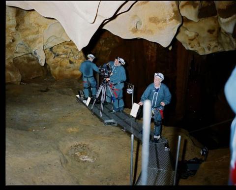 кадр №101041 из фильма Пещера забытых снов
