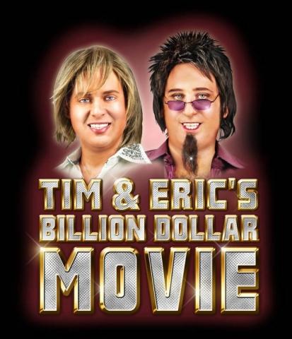 плакат фильма тизер Тим и Эрик: Кино на миллиард*