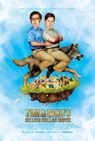 плакат фильма постер Тим и Эрик: Кино на миллиард*