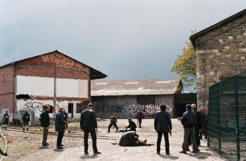 кадр №102435 из фильма Набережная Орфевр, 36