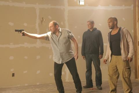 кадры из фильма Побег