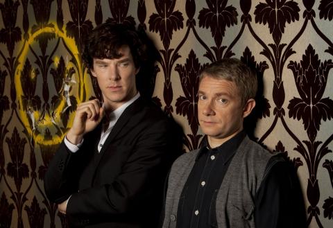 кадр №102673 из сериала Шерлок