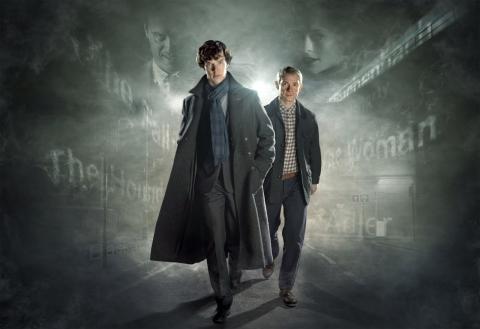 кадр №102674 из сериала Шерлок