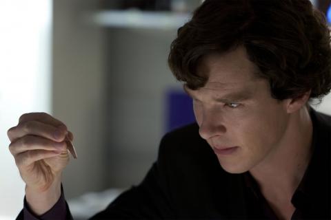 кадр №102675 из сериала Шерлок