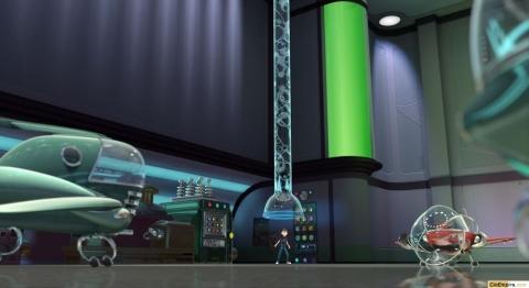 кадр №10292 из фильма В гости к Робинcонам