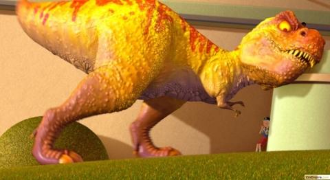 кадр №10297 из фильма В гости к Робинcонам