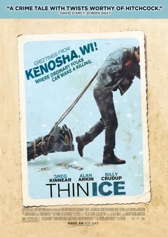 плакат фильма тизер Тонкий лед*