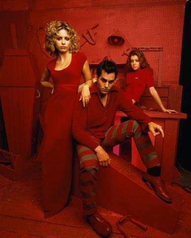 кадр №104237 из фильма Баффи — истребительница вампиров