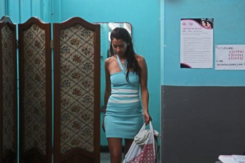 кадр №105063 из фильма Мисс Бала*