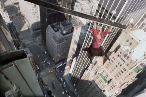 кадр №10567 из фильма Человек-паук: Враг в отражении