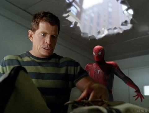 кадр №10578 из фильма Человек-паук: Враг в отражении