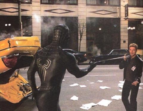 кадр №10579 из фильма Человек-паук: Враг в отражении
